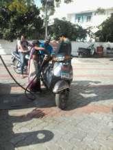 Petrol Pump Female Assistance