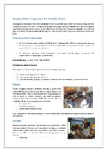 Youth Employability Program Progress Report (PDF)