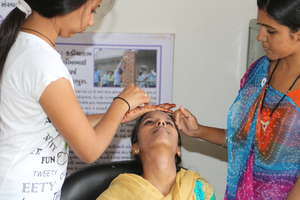 Udaan Beautician Batch