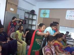 Beauty Parlour Training