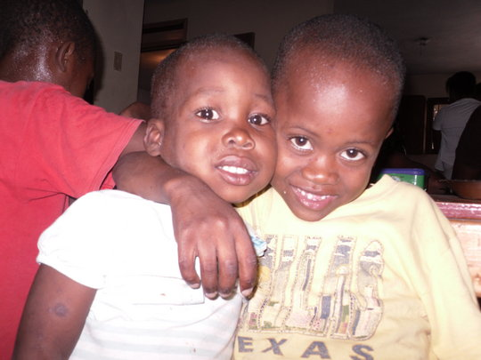 Supporting Haitian Orphans and Families