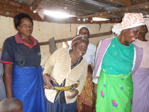 The Women Who Are Participating In The Project