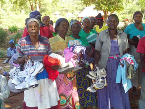 Beneficiaries of our Food & Clothing Program