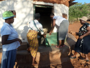 The Women Standing At The Current Coop