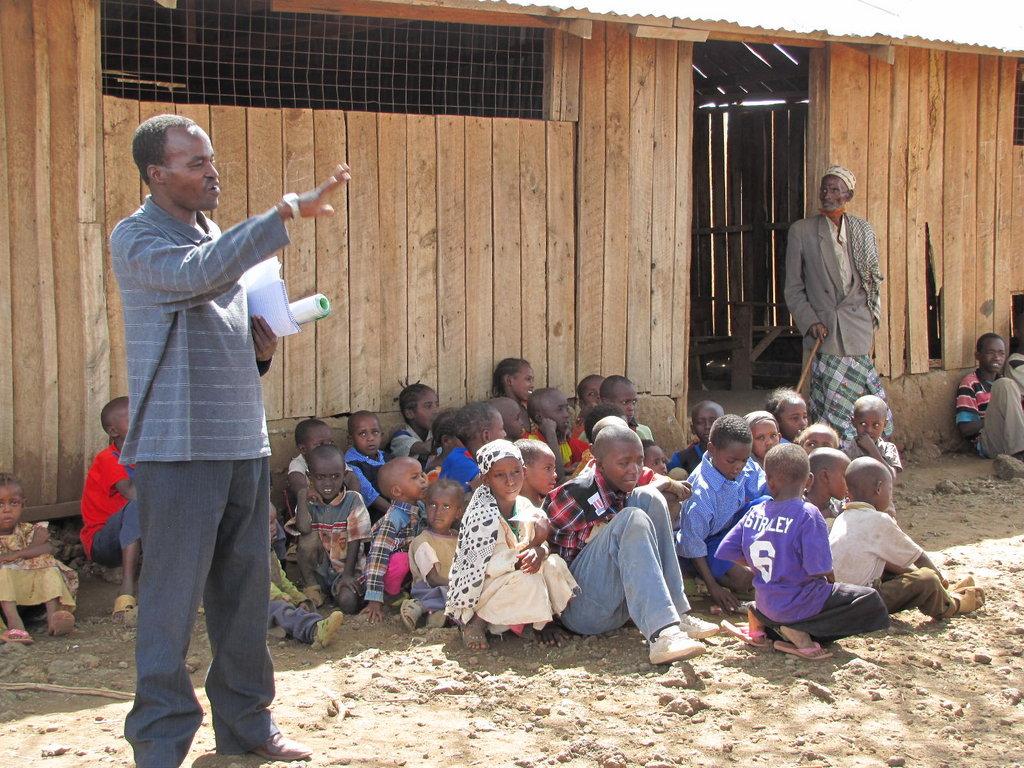 Build School for 80 Students in Arid Kachuru Kenya