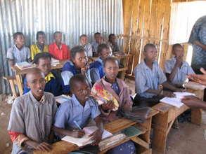Kachuru students in class