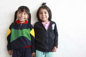 Two of our program participants