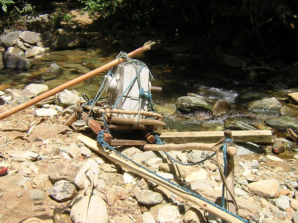 Hydro Power for 1,000 Albay Fisherfolk