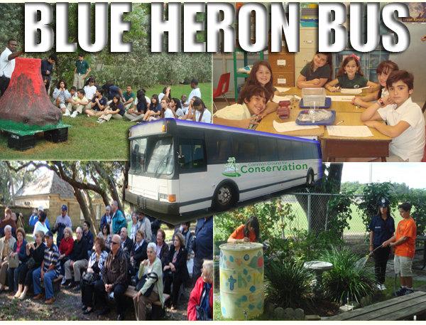 Blue Heron Bus Sci.Lab & Environmental Edu. Center