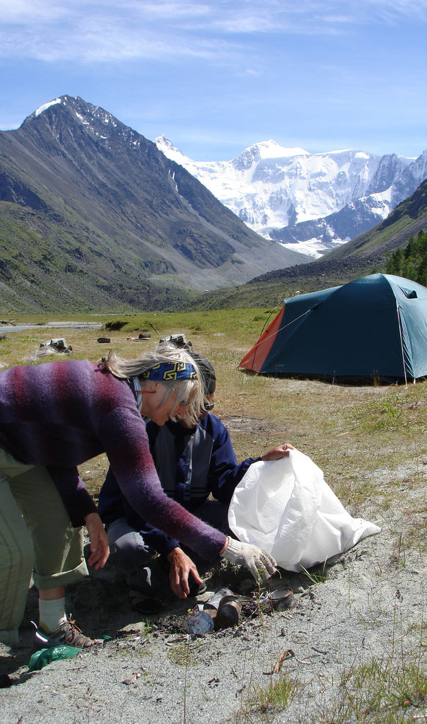 Support the International Altai Expedition
