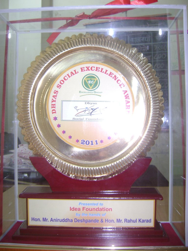 Social Excellence Award for IDEA