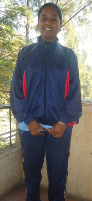Swati- our sports star