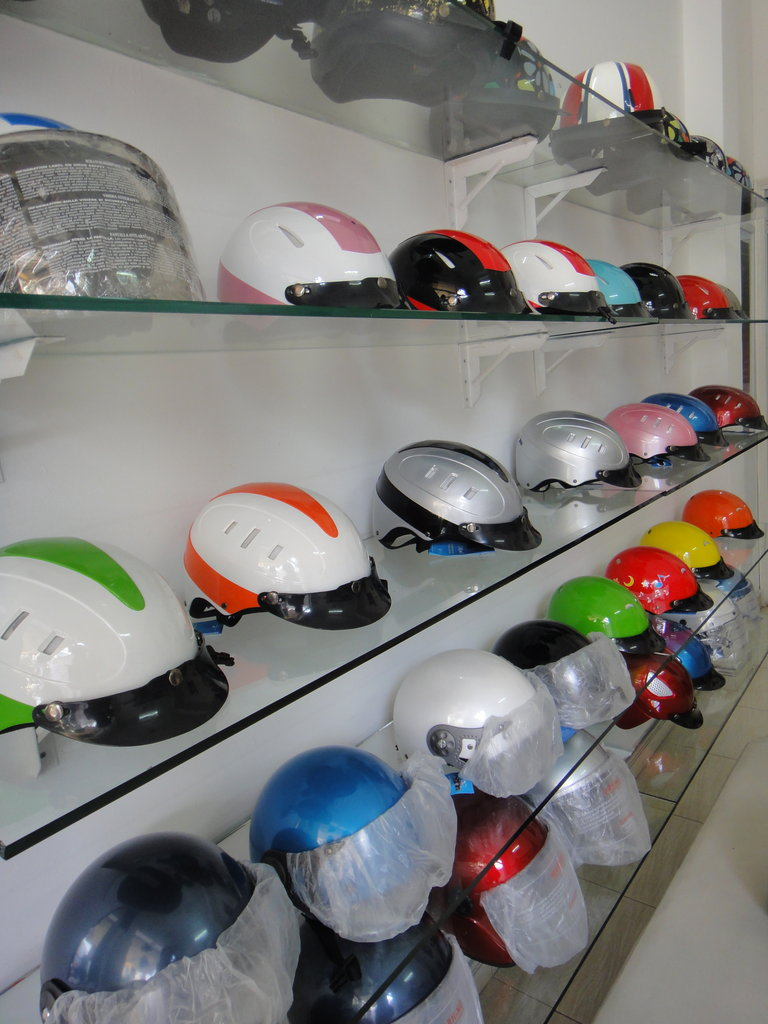Protec helmets - improving quality and standard