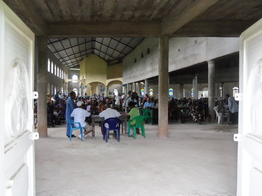 Health Screening for 12 villages in Rural Nigeria