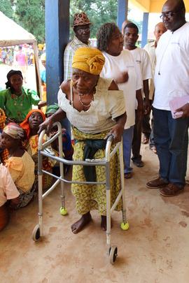 Health Screening for 12 villages in Rural Nigeria