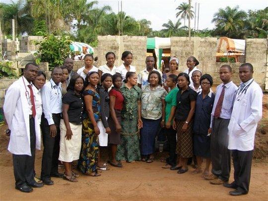 Nigerian Medical Team