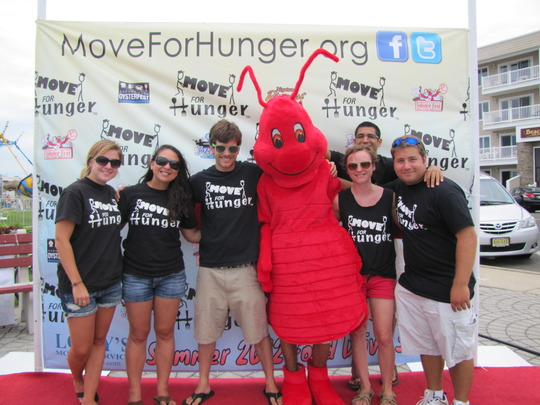 LobsterFest Food Drive