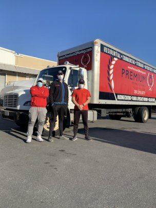 Premium Q Moving Delivers To Project Soup