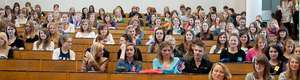 Participants at one of universities 2012