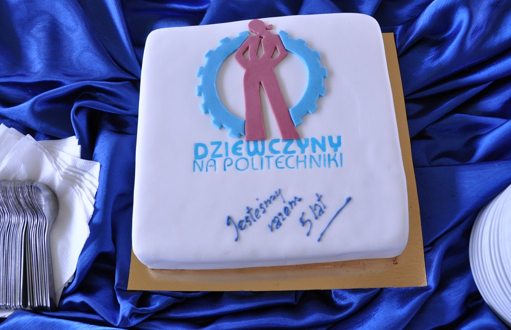 Our 5-th Birthday Cake:)