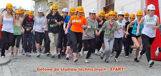 """Run in helmet, win scholarship"" - 17th of April"
