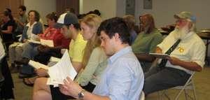 The New Orleans Citizen Participation Project