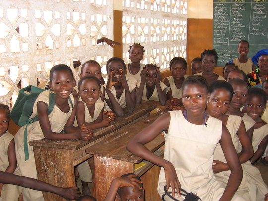 Change the Life of a Girl in Benin