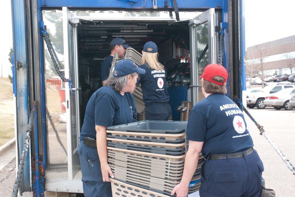 Japan Relief Efforts - Supplies Sent