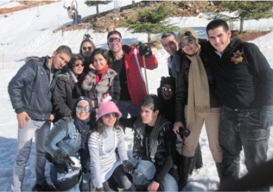 Forge Bonds Between Lebanese & Palestinian Youth