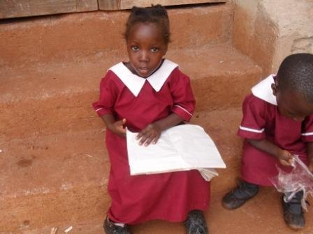 The Uganda Books for Kids Project