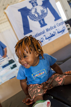 International Medical Corps - Give Relief