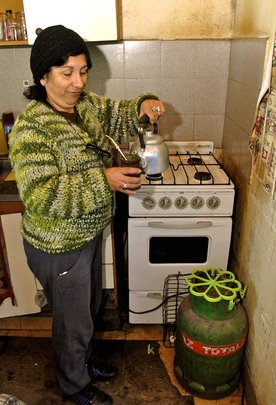 Pass the Gas: gas for 500 families in Argentina