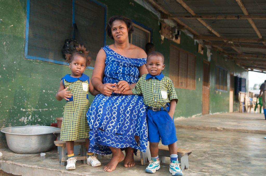 Help Fund Women Farmers in Ghana
