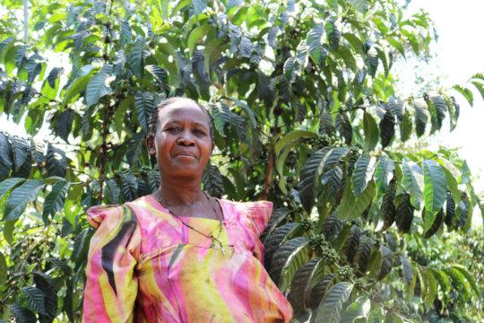 Millie, Coffee Farmer, Uganda