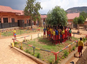 Jet Valley Primary School, Uganda