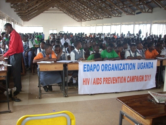 HIV/AIDS PREVENTION SEMINARS IN SCHOOLS