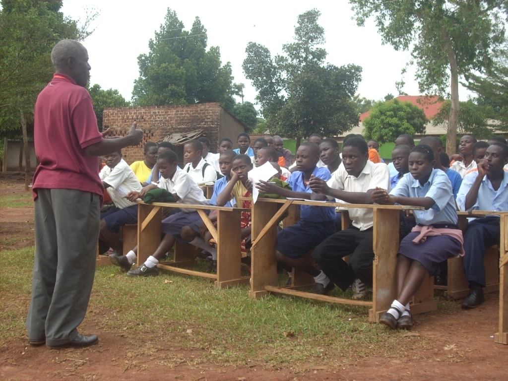 HIV/AIDS PREVENTION LECTURES IN SCHOOLS
