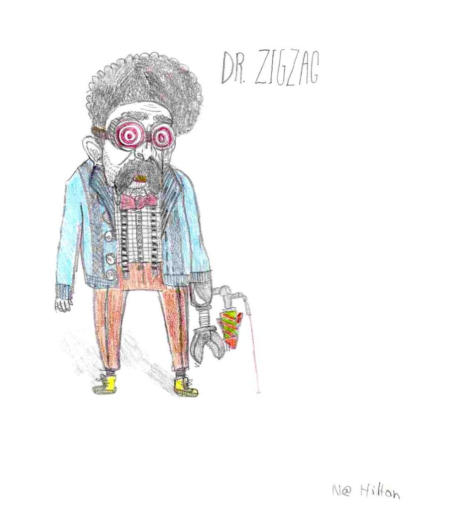 The Mighty Dr. ZigZag