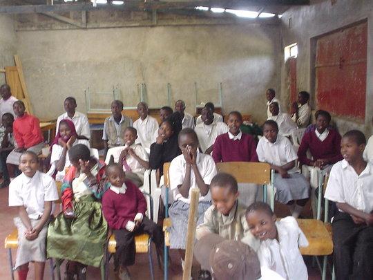 school-fund for 300- kenya- vulnerable- children