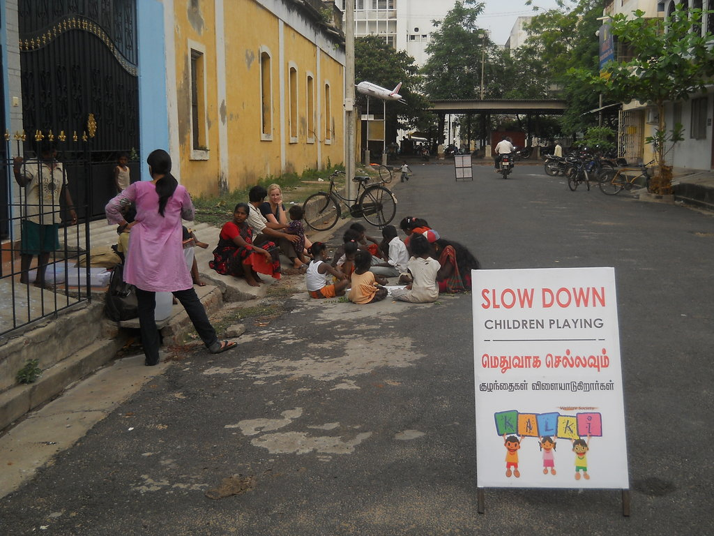 Protect & Educate 500 Street Children in India