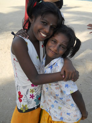 Children supported by Kalki