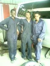 Our Automechanics girls
