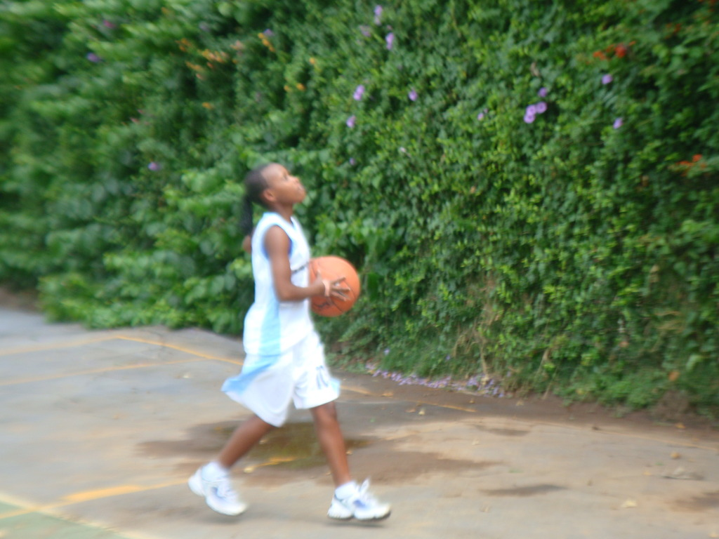 I LOVE PLAYING,MAKES ME HEALTHIER