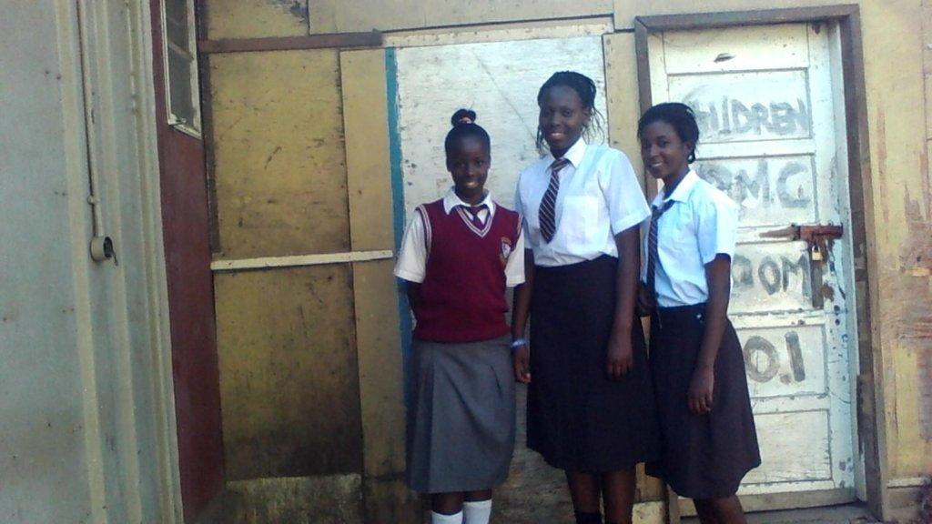 our high school girls