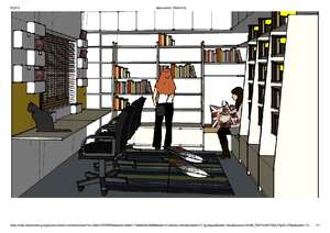 Library view from entrance (PDF)