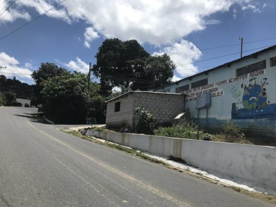Agua Escondida Primary School