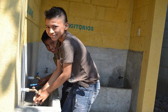 Students in Panimaquip