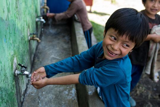 School Health and Hygiene for Mayan Children