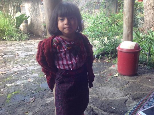 Josefina's little sister, Mirian