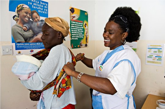 Organizations Changing The World Through Healthcare - Mothers 2 Mothers